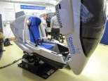 Coventry University Flight Simulator