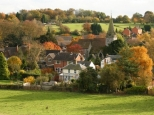 english-village-in-kent
